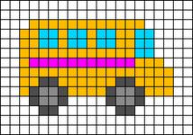 Alpha pattern #107344