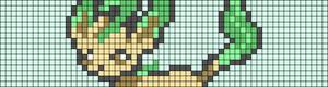 Alpha pattern #107361