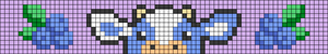 Alpha pattern #107382