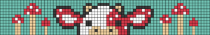 Alpha pattern #107384
