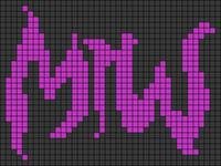 Alpha pattern #107403