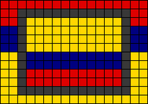 Alpha pattern #107409