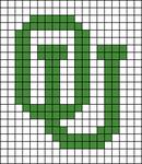Alpha pattern #107438