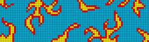 Alpha pattern #107456