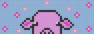 Alpha pattern #107477