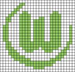 Alpha pattern #107503