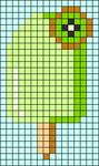 Alpha pattern #107524