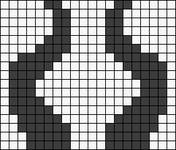 Alpha pattern #107540