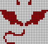 Alpha pattern #107545