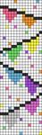 Alpha pattern #107580
