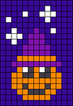 Alpha pattern #107582