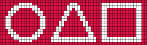 Alpha pattern #107585