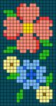 Alpha pattern #107596