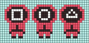 Alpha pattern #107621