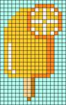 Alpha pattern #107632
