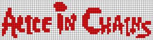 Alpha pattern #107637