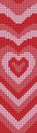 Alpha pattern #107640