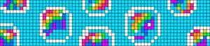 Alpha pattern #107654