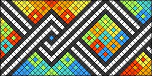 Normal pattern #107675