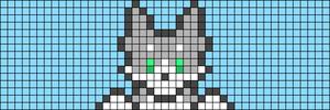 Alpha pattern #107681