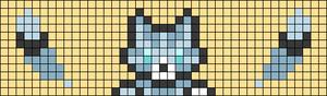 Alpha pattern #107682