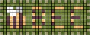 Alpha pattern #107735