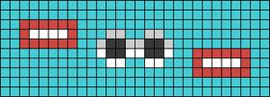 Alpha pattern #107736