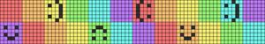 Alpha pattern #107747