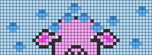 Alpha pattern #107778