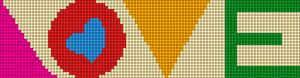 Alpha pattern #107780