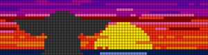 Alpha pattern #107806