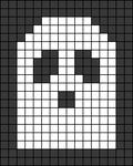 Alpha pattern #107815