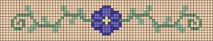 Alpha pattern #107827