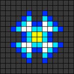 Alpha pattern #107858