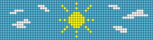 Alpha pattern #107859