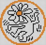 Alpha pattern #107860