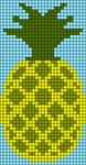 Alpha pattern #107914