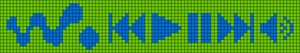 Alpha pattern #107916