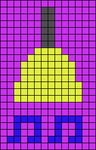 Alpha pattern #107924