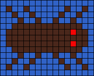 Alpha pattern #107925