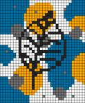 Alpha pattern #107947