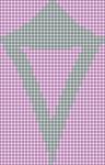 Alpha pattern #107956