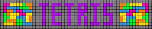 Alpha pattern #107958