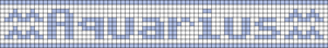 Alpha pattern #108007