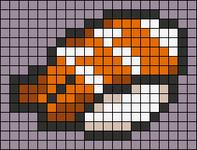 Alpha pattern #108044