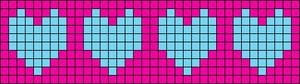 Alpha pattern #108056