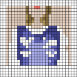 Alpha pattern #108100