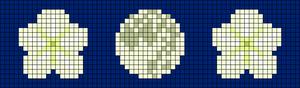 Alpha pattern #108105