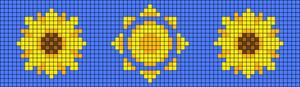 Alpha pattern #108106