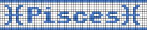 Alpha pattern #108109